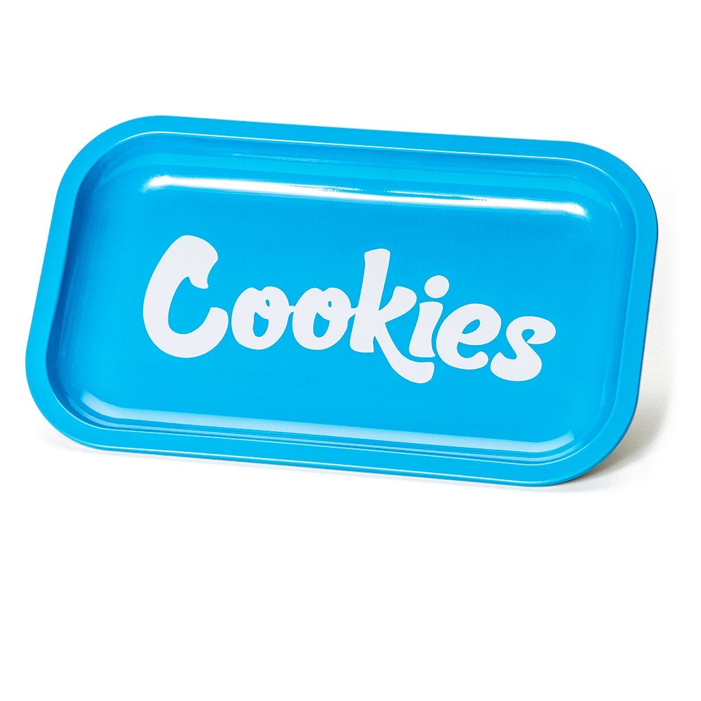 Cookies Medium Size Metal Rolling Tray