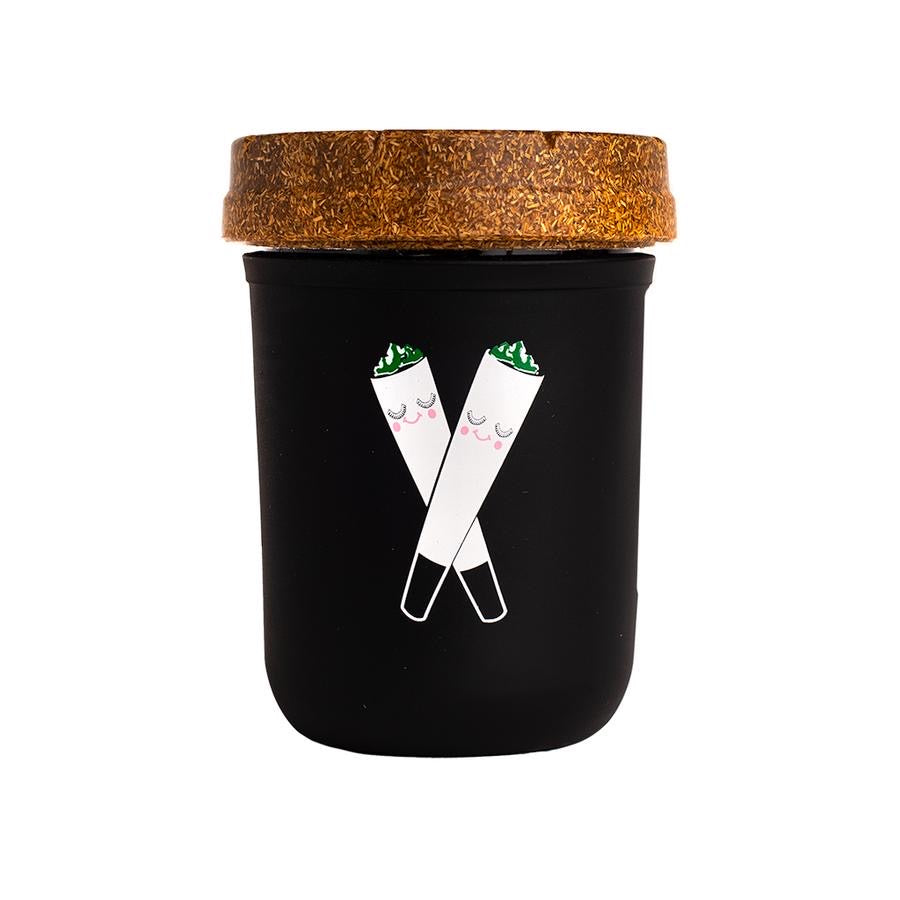 Jungle Boys Happy Joints Medium Re:Stash Jar