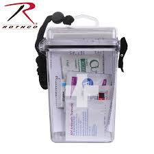 Rothco Waterproof First Aid Kit