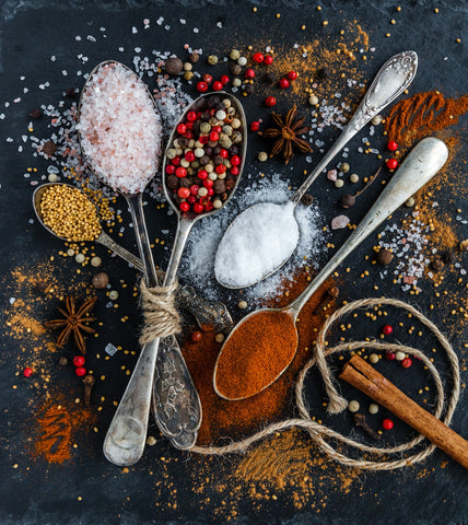 5 Spice Rack Staples for a Novice Chef