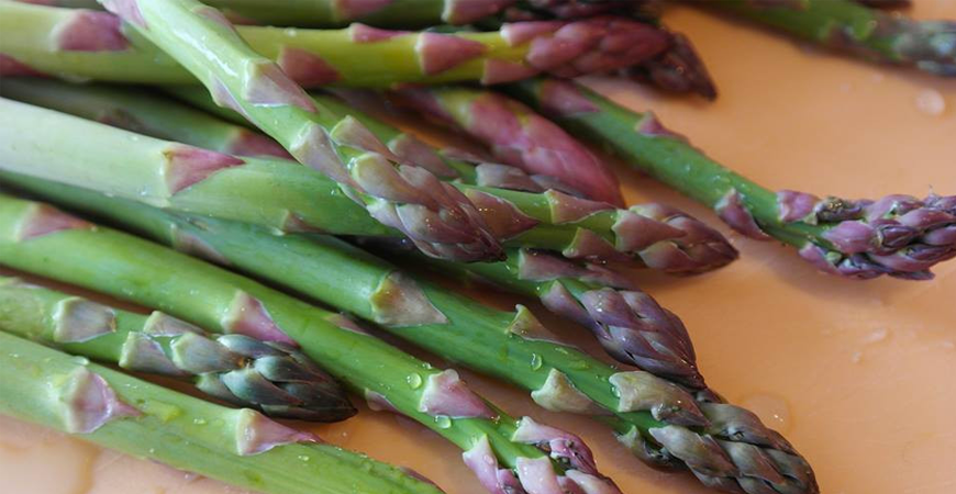 A-Z of Ayurveda – A is for Asparagus!