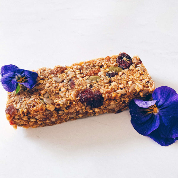 Cranberry & Honey Protein Bar