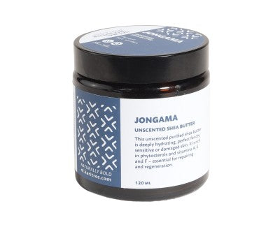 JONGAMA - Purified, Natural, Unscented