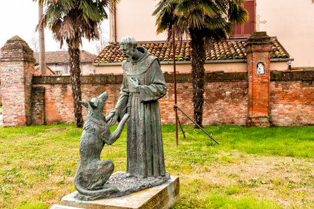 A Brief Introduction to St. Francis of Assisi
