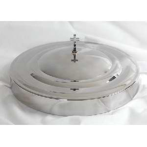 RemembranceWare SilverTone Tray Cover (Stainless Steel)