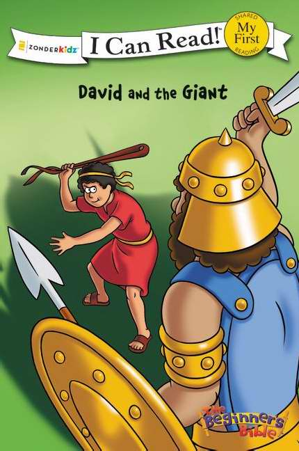 Beginner's Bible: David & The Giant (I Can Read)