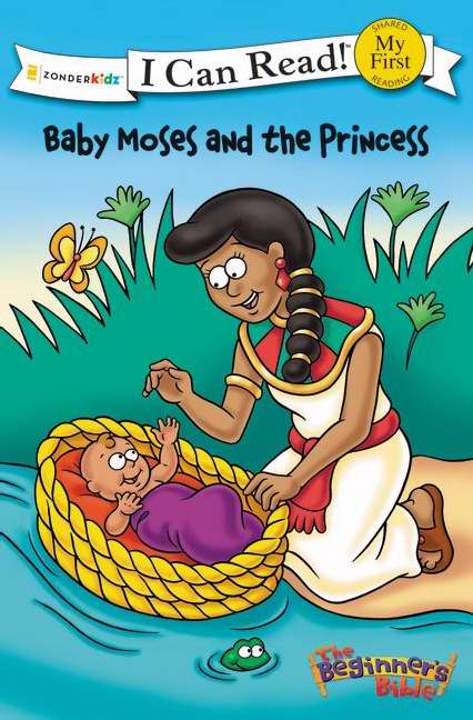 Beginner's Bible: Baby Moses & Princes (I Can Read)
