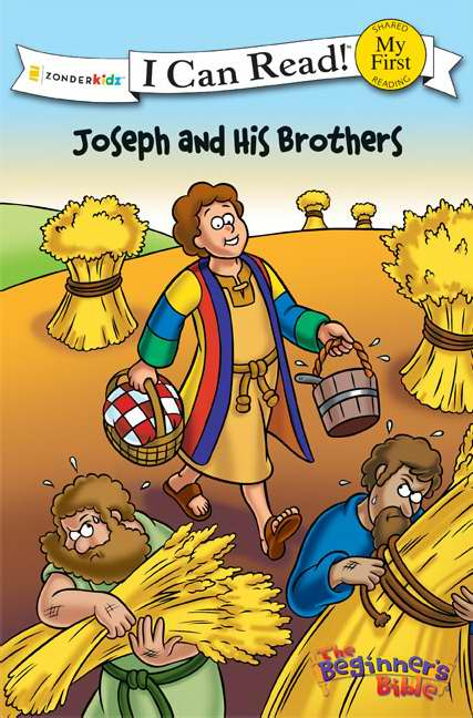 Beginner's Bible: Joseph & His Brother (I Can Read)
