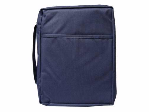 Bible Cover-Basic Bible Case-Small-Navy