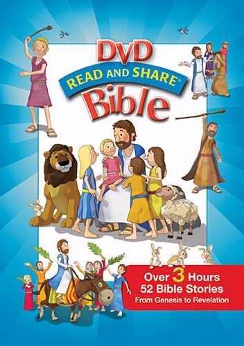 DVD-Read And Share Bible Box Set