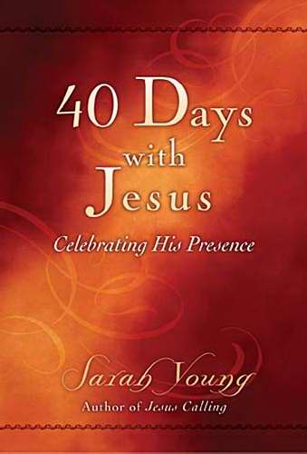 40 Days With Jesus (Pack of 25)