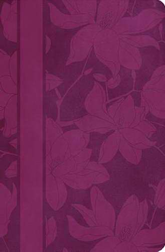 NKJV Woman's Study Bible (Second Edition)-Plum LeatherSoft