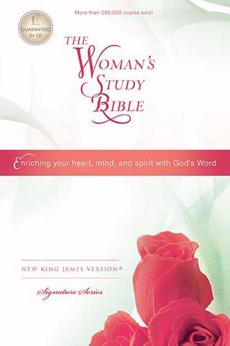 NKJV Woman's Study Bible (Second Edition)-Hardcover