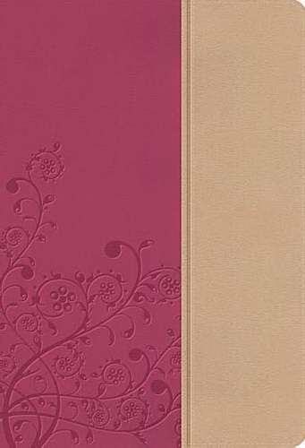 NKJV Woman's Study Bible (Second Edition)-Light Cranberry/Tuscany LeatherSoft Indexed