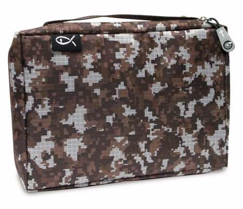 Bible Cover-Basic-Compact-Marsh Grass Camo