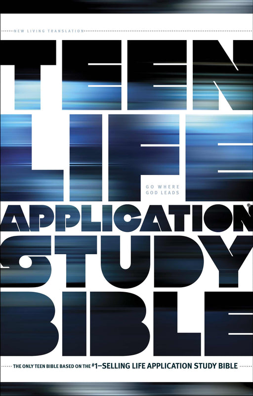 NLT2 Teen Life Application Study Bible-Hardcover
