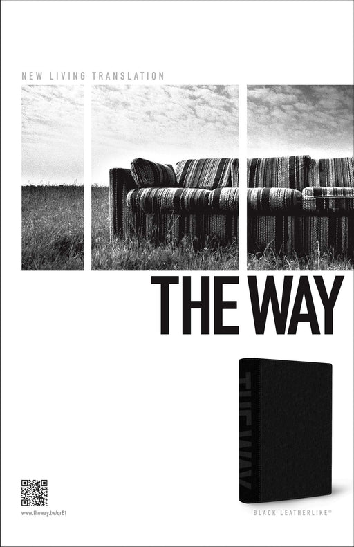 NLT2 The Way-Deluxe Black LeatherLike