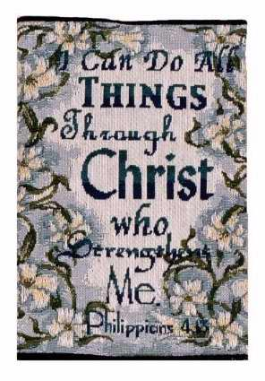 Bible Cover-Tapestry-All Things-Large