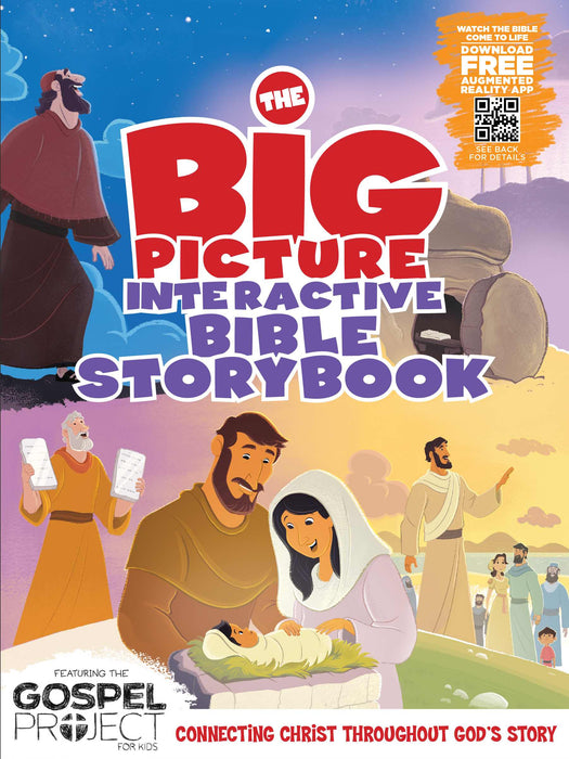 Big Picture Interactive Bible Storybook