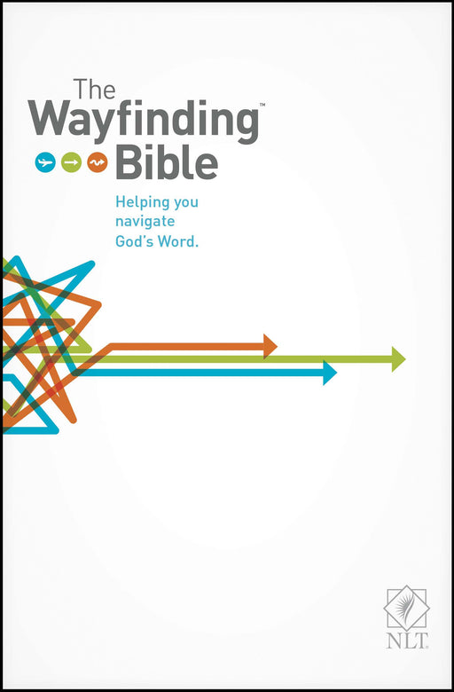 NLT2 Wayfinding Bible-Softcover