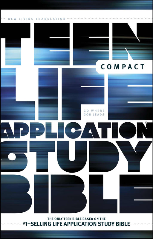 NLT2 Teen Life Application Study Bible/Compact Edition-Softcover