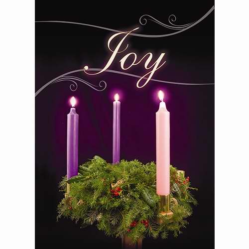 Banner-:C-Advent-Joy (2' x 3') (Indoor)