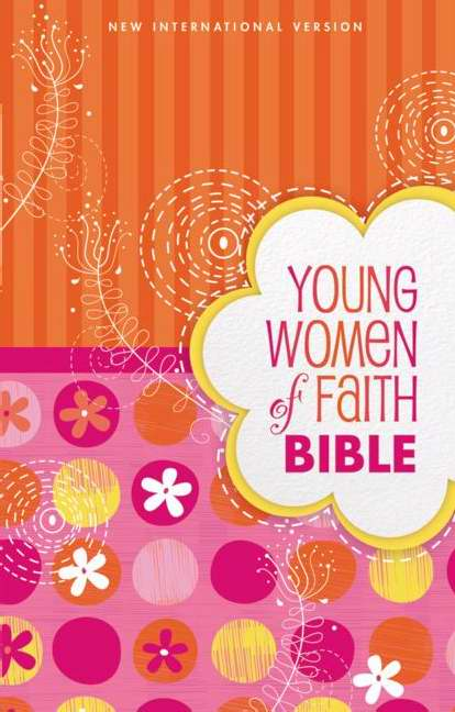 NIV Young Women Of Faith Bible-Hardcover