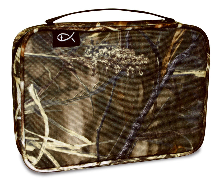 Bible Cover-Marsh Grass Camo-Large