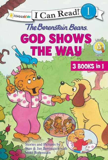 Berenstain Bears: God Shows The Way (Living Lights)