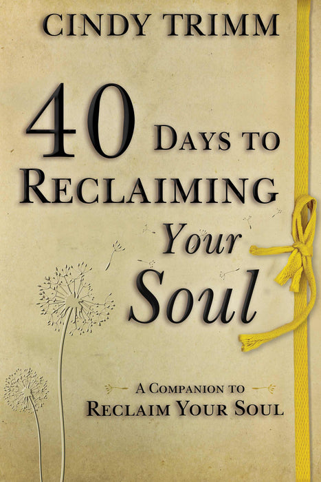 40 Days To Reclaim Your Soul Journal