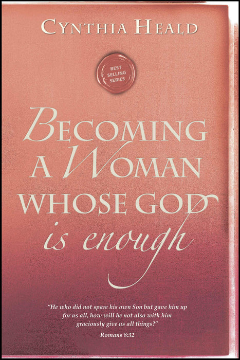 Becoming A Woman Whose God Is Enough (Repack)