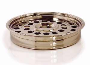 RemembranceWare BrassTone One-Pass Tray And Disc (Stainless Steel)