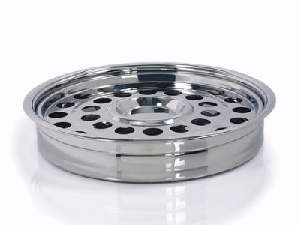 RemembranceWare SilverTone One-Pass Tray And Disc (Stainless Steel)