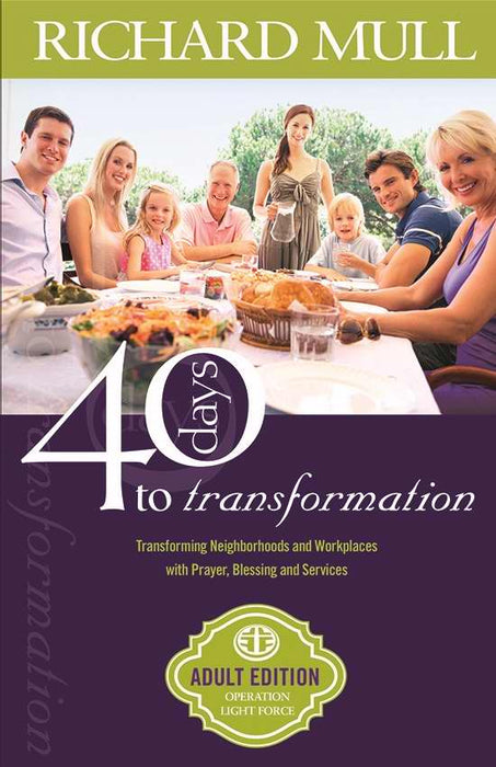 40 Days To Transformation