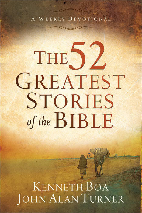 52 Greatest Stories Of The Bible-Softcover