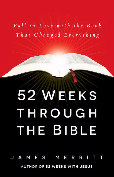 52 Weeks Through The Bible-Softcover