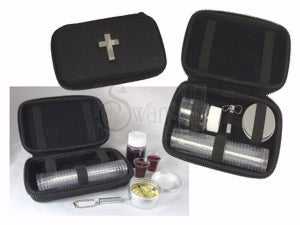 Portable Communion Set  - 24 Cups, Fabric case