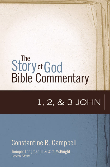 1  2  & 3 John (Story Of God Bible Commentary)