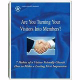 7 Habits Of A Visitor Friendly Church (4 Cds + Workbook)