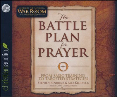 Audiobook-Audio CD-Battle Plan For Prayer (War Room) (Unabridged) (6 CD)