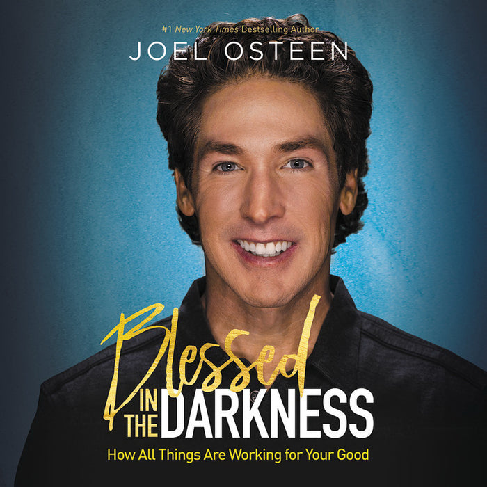 Audiobook-Audio CD-Blessed In The Darkness