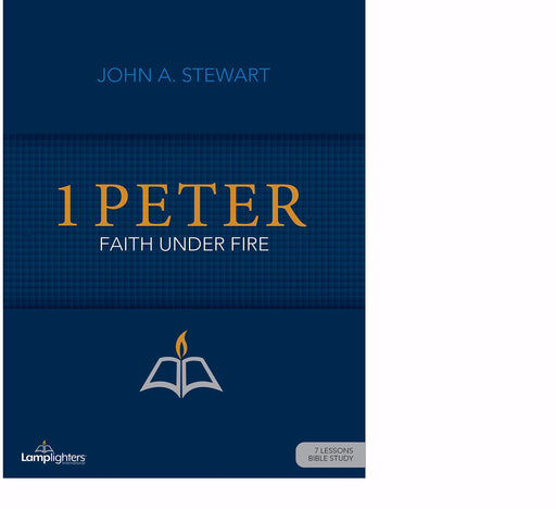 1 Peter (Lamplighters Study Guide)