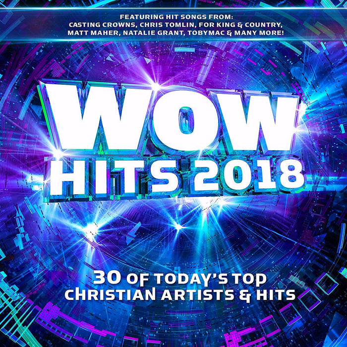 Audio CD-Wow Hits 2018 (2 CD)
