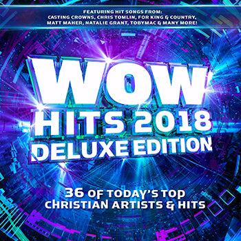 Audio CD-Wow Hits 2018-Deluxe Edition (2 CD)