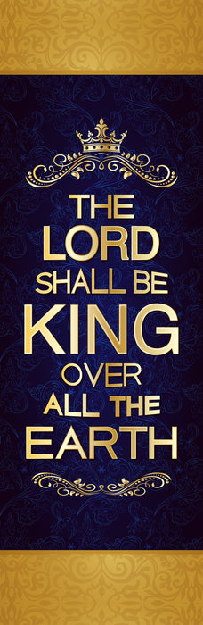 "Banner-One Lord King (24"""" x 72"""")-Indoor"