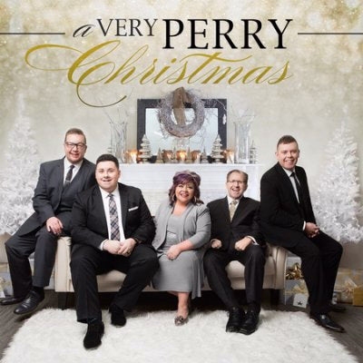 Audio CD-A Very Perry Christmas