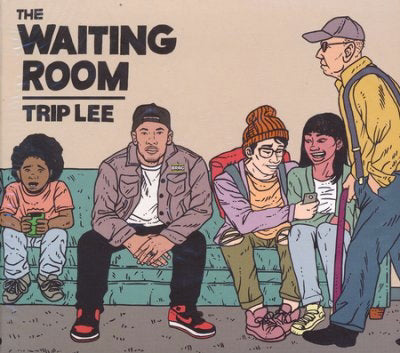 Audio CD-Waiting Room