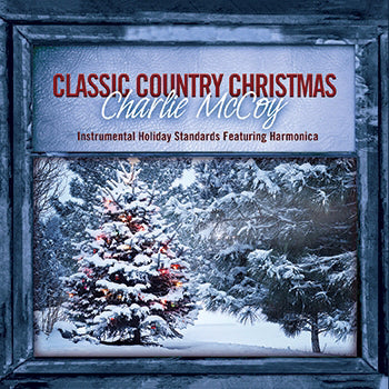 Audio CD-Classic Country Christmas