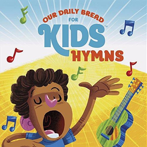 Audio CD-Our Daily Bread For Kids Hymns