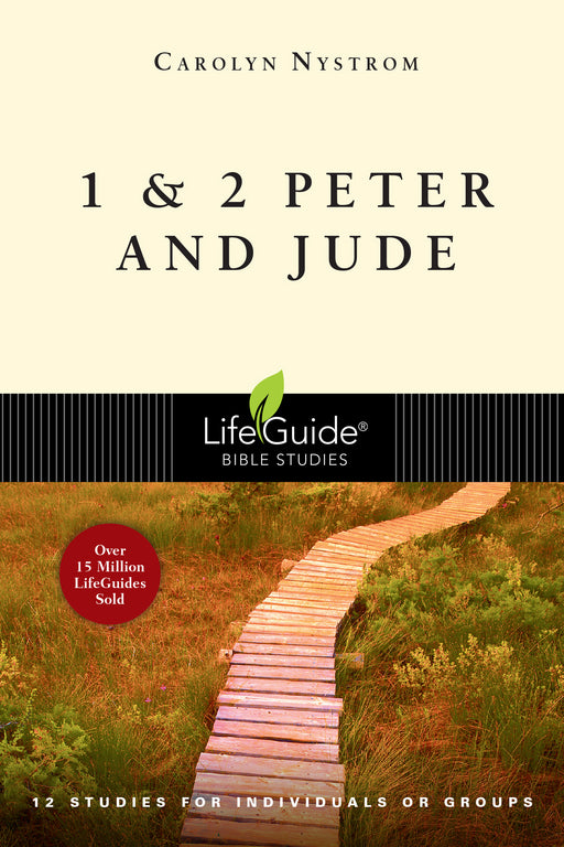 1 & 2 Peter And Jude (LifeGuide Bible Study)
